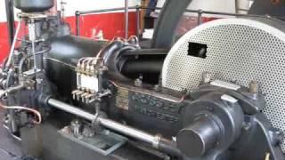 getlinkyoutube.com-Crossley O-120 dieselmotor in gemaal de Biezen Vianen