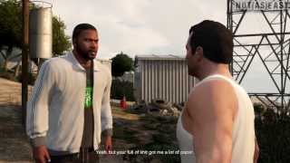 Grand Theft Auto V (GTA 5) Gameplay Walkthrough Part 25 Dead Man Walking Xbox360 PC PS4 [ Full HD ]