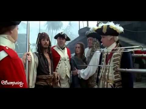 Censura innecesaria - Piratas del Caribe CENSORED