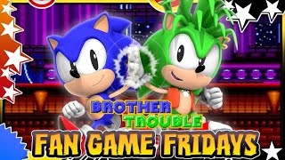 getlinkyoutube.com-Fan Game Fridays - Sonic Brother Trouble