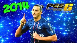 getlinkyoutube.com-PES 6 | BEST GOALS COMPILATION | SHOLLYM PATCH 2014 | SuPeR_Alves & PikA (2 vs 2)