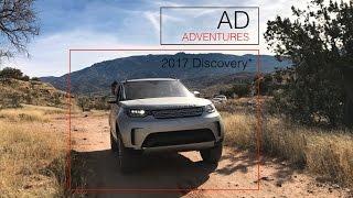 getlinkyoutube.com-Land Rover Discovery 5 - Review off road