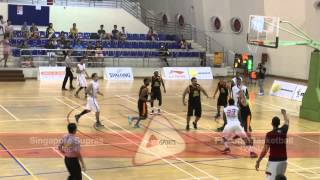 Pro-Am Singapore Basketball League 2015 - Round 6