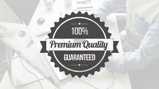 getlinkyoutube.com-Design A Premium Quality Logo In Photoshop