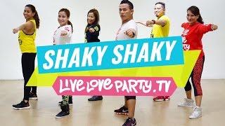 getlinkyoutube.com-Shaky Shaky by Daddy Yankee   Zumba®   Dance Fitness   Live Love Party