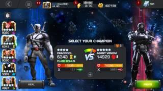 getlinkyoutube.com-Marvel Contest of Champions - Agent Venom Showcase