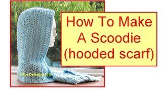 getlinkyoutube.com-How To Make A Simple Scoodie