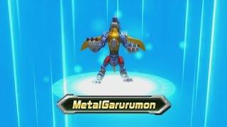 getlinkyoutube.com-DIGIMON All-Star Rumble - Gabumon Story Mode Gameplay Walkthrough [1080p HD]