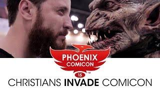 getlinkyoutube.com-Christians Invade Phoenix Comicon! #PHXCC #PHXCC15
