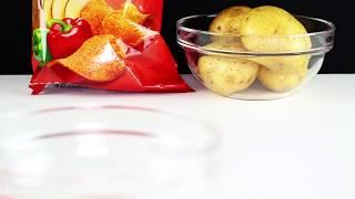 DiY - Wie macht man Coca Cola Chips? 🍎