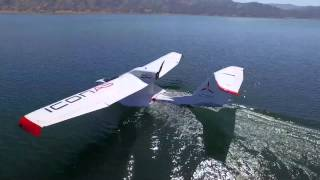 Flying the New ICON A5
