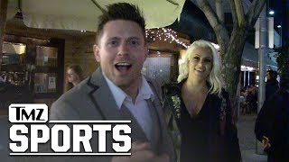 The Miz: Ronda Rousey's 'Messing with the Wrong People' in WWE | TMZ Sports