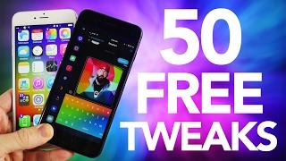 getlinkyoutube.com-TOP 50 FREE iOS 10.2 Cydia Tweaks!