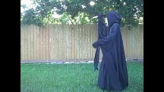getlinkyoutube.com-Scream 2 Replica Ghostface Robe