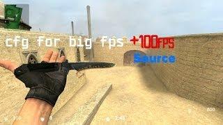 getlinkyoutube.com-FPS CFG FOR CSS +100 FPS! update Counter Strike Source