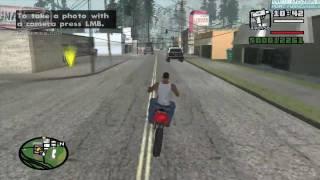getlinkyoutube.com-GTA San Andreas - Walkthrough - Mission #28 - Badlands (HD)