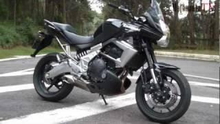 getlinkyoutube.com-201105 Kawasaki Versys Ride