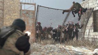 Metal Gear Survive - TGS 2016 Játékmenet