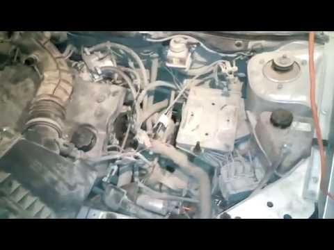 Где находится у Lada Гранта Лифтбек сальник коробки передач