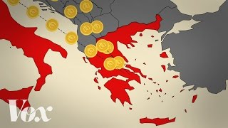 Greek crisis explained in 3min