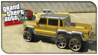 "getlinkyoutube.com-GTA 5 Online - 3 Awesome Looks for ""Dubsta 6x6"" (Military, Outdoor & High End) [GTA V Touch Up]"
