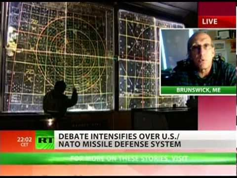 US surrounding Russia with missile defense system?