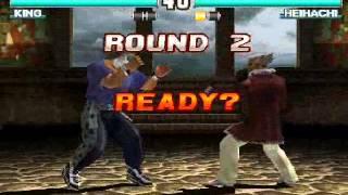 getlinkyoutube.com-Tekken 3 - How To Unlock Gon