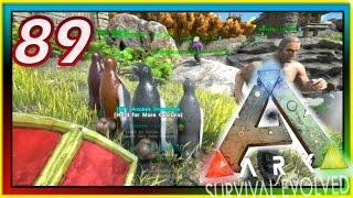 getlinkyoutube.com-ARK: Survival Evolved - PENGUIN CLUBBING / KAIRUKU TAMING - S2E89 ( Modded Gameplay ) New Update!