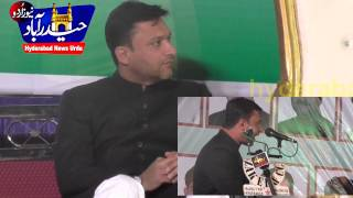 getlinkyoutube.com-Mim's Jalsa @  Tolichowki- Akbar owaisi full speech