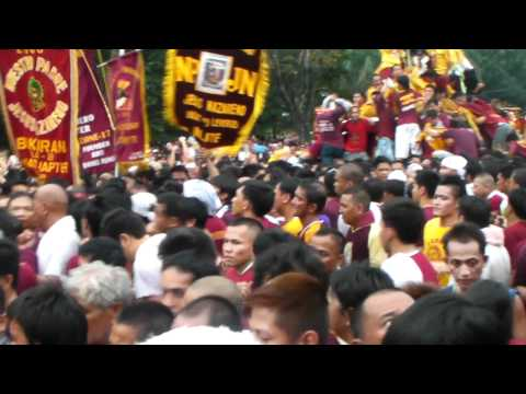 Quiapo Procession of the Nuestro Padre Jesus Nazareno 2011