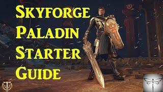 getlinkyoutube.com-Skyforge: Paladin Starter Guide