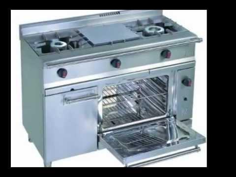 proveedores de cocinas industriales