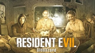 Resident Evil 7 Gameplay Walkthrough Part 1 FULL GAME (1080p PS4 Pro)   No Commentary