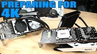getlinkyoutube.com-Preparing for 4K: Part 1 - NZXT Kraken G10 Install on the AMD R9 290X