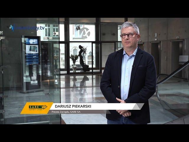 SARE SA, Dariusz Piekarski - Prezes Zarządu, #78 PREZENTACJE WYNIKÓW