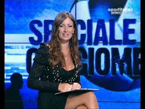 Monica Bertini Speciale Calciomercato 13 Luglio 2013
