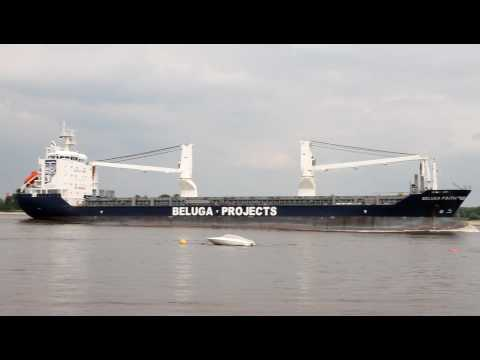 Click to view video BELUGA FAITH - IMO 9468085 - Germany - Weser - Brake Unterweser