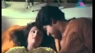 Tamil hot actress anuradha with mohanlal on bed - a Film _ TV video.mp4