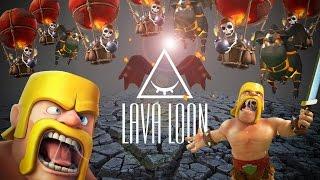 getlinkyoutube.com-Clash Of Clans - tutorial ITA: Shattered LavaLoon Th9 [FraCaldans]