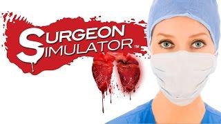 getlinkyoutube.com-OPERANDO COMO EL OJETE | Surgeon Simulator