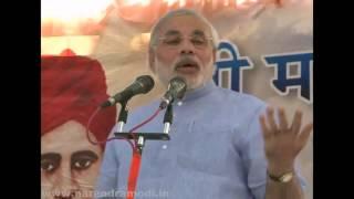 getlinkyoutube.com-Narendra Modi speaks on Swami Dayanand Saraswati