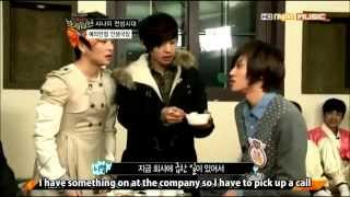 getlinkyoutube.com-SUBBED] 130104 Rising Brothers Ep 11   The Unstoppable Teen Top Family