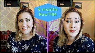 getlinkyoutube.com-8 Months RawTill4 Vegan Weight Gain, Acne, Anxiety: My Story w/ pics