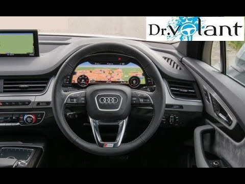 Come rimuovere l'airbag volante Audi Q7 2016+ Dr.Volant
