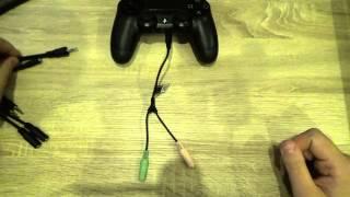 getlinkyoutube.com-(PS4) Sprachchat mit der Elgato Game Capture HD60 aufnehmen (ohne zweites USB Mikrofon)