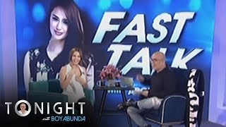 TWBA: Fast Talk with Arci Muñoz