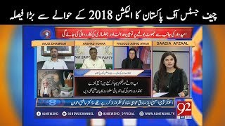 92 at 8 | SC orders candidates to submit affidavits with nomination papers| 6 June 2018