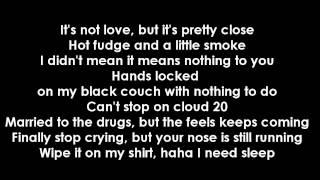 getlinkyoutube.com-Jhene Aiko Ft. Childish Gambino - Bed Peace (Lyrics)