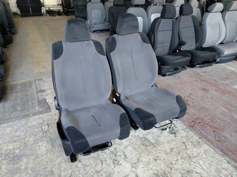 СС4-4 - Citroen C4 - передние сиденья