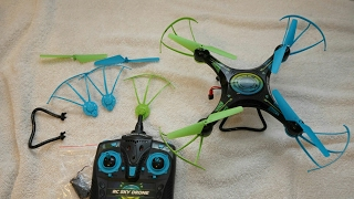 How to reset a sharper image drone EASY!